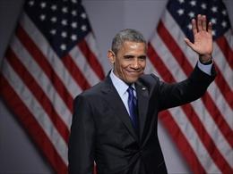 Thư tạm biệt người dân đầy xúc động của cựu Tổng thống Obama