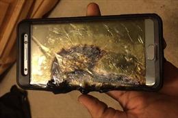 Xác định nguyên nhân gây cháy nổ Galaxy Note 7