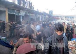 Nổ bom tại Pakistan, ít nhất 60 người thương vong