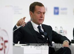 Thủ tướng Nga kêu gọi Mỹ rút vũ khí hạt nhân khỏi châu Âu