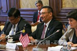 Malaysia kêu gọi Mỹ không giảm cam kết với châu Á-Thái Bình Dương