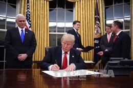 Tổng thống Mỹ Trump xem xét khả năng tái gia nhập TPP