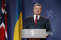 Ukraine lập vùng không phận quân sự mới ở Donbass