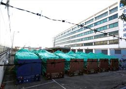Hong Kong sẽ sớm trao trả 9 xe thiết giáp cho Singapore
