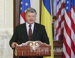Ukraine nhận định không có lý do để nới lỏng trừng phạt Nga
