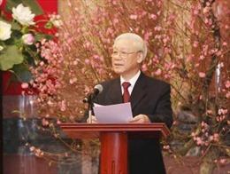 Tổng Bí thư Nguyễn Phú Trọng: Chung sức, đồng lòng thực hiện thắng lợi nhiệm vụ năm 2017