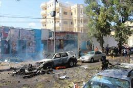 Phiến quân al-Shabab tấn công khách sạn Somalia, ít nhất 13 người chết