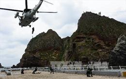 Tỉnh trưởng Hàn Quốc thăm đảo tranh chấp, Nhật Bản cực lực phản đối