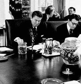 Khám phá nước Mỹ qua gu ẩm thực các tổng thống Mỹ