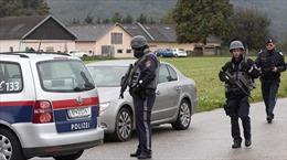 Áo phát động chiến dịch quy mô lớn truy quét khủng bố