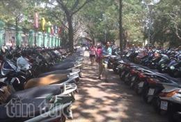 TP Hồ Chí Minh: Không tăng giá giữ xe tại các điểm vui chơi dịp Tết