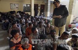 Pakistan bắt giữ 36 ngư dân Ấn Độ