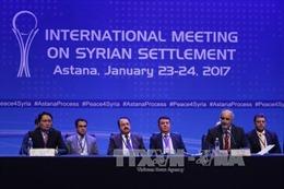 Phe đối lập Syria bác bỏ dự thảo hiến pháp do Nga đề xuất
