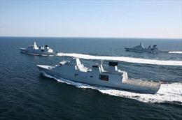 Đan Mạch phái tàu chiến tham gia liên minh quốc tế chống IS