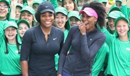 Serena và Venus Williams: Huyền thoại chị và em