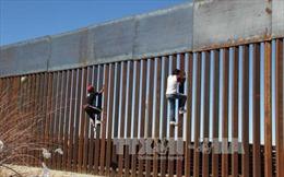 Mỹ và Mexico đạt thỏa thuận về kế hoạch xây bức tường biên giới