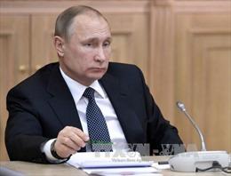 Nga tiết lộ dự thảo Hiến pháp Syria