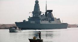 Lý do 'ngầm' việc Anh triển khai tàu chiến tới Biển Đen