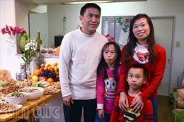 Tết Nguyên Đán trong một gia đình đặc biệt ở Nhật Bản