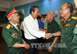 Họp mặt các chiến sĩ cách mạng từng bị địch bắt tù đày