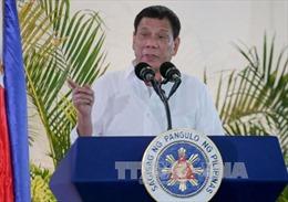 Tổng thống Philippines đề nghị Trung Quốc giúp tuần tra biển