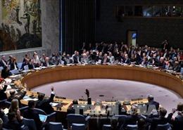HĐBA LHQ không ra tuyên bố về vấn đề tên lửa Iran