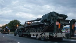 Nga chỉ trích Ukraine làm leo thang căng thẳng tại Donbass