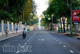 Giao thông nội đô TP Hồ Chí Minh vắng vẻ sau Tết, cửa ngõ đông đúc