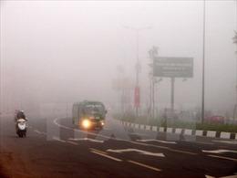 Nhiều tỉnh, thành phố có mưa trong ngày đầu tiên đi làm