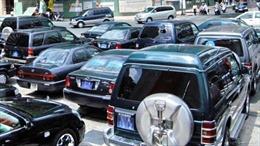 Nhân rộng khoán xe công, tiết kiệm chi ngân sách năm 2017