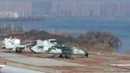 Phác họa về tàu sân bay thứ ba của Trung Quốc có thể bố trí ở Biển Đông