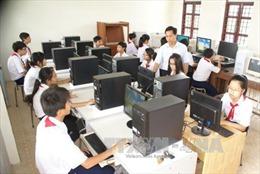 Tăng cường ứng dụng CNTT trong hoạt động dạy - học