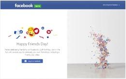 Lấy sinh nhật làm Ngày tình bạn, Facebook 'hút' những chia sẻ bạn bè