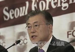Ứng viên Tổng thống đảng đối lập Hàn Quốc dẫn đầu thăm dò dư luận