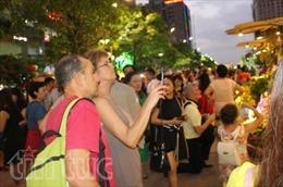 Lượng khách quốc tế đến TP Hồ Chí Minh tăng đột biến vào dịp Tết Đinh dậu