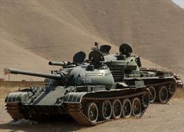 Ukraine đưa xe tăng đến vùng chiến sự Avdeevka