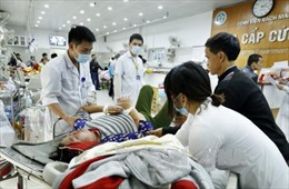 Ngành Y tế điều trị khỏi cho gần 110.000 người bệnh trong dịp Tết