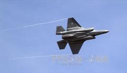 Israel phản đối Mỹ bán máy bay F-35 cho UAE