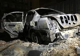 Ukraine: Chỉ huy cấp cao vùng Lugansk bị ám sát