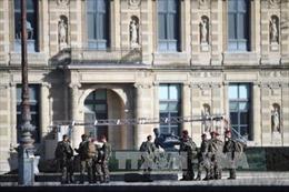 Bảo tàng Louvre mở cửa trở lại sau vụ nổ súng