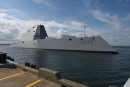 Mỹ đề xuất đưa tàu khu trục 'khủng' tới Hàn Quốc