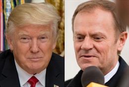 'Hai ông Donald' và sự đau đầu của châu Âu