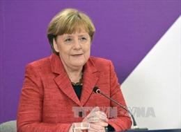 Liên đảng CDU và CSU chọn bà Merkel là ứng cử viên Thủ tướng