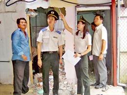 Tăng cường công tác thi hành án dân sự