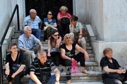 IMF khẳng định Hy Lạp vẫn cần được xóa nợ