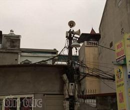 Hà Nội phát hiện dấu hiệu bất thường trong khảo sát về loa phường