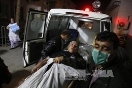 Afghanistan: Đánh bom liều chết, khoảng 60 người thương vong
