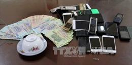 Triệt phá tụ điểm đánh bạc quy mô lớn ở thành phố Biên Hoà