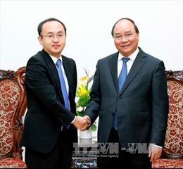 Thủ tướng tiếp đại diện Tổ chức Xúc tiến thương mại Nhật Bản