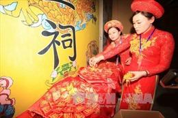 Chuẩn bị 15 vạn túi lương cho Lễ hội phát lương Đức Thánh Trần
